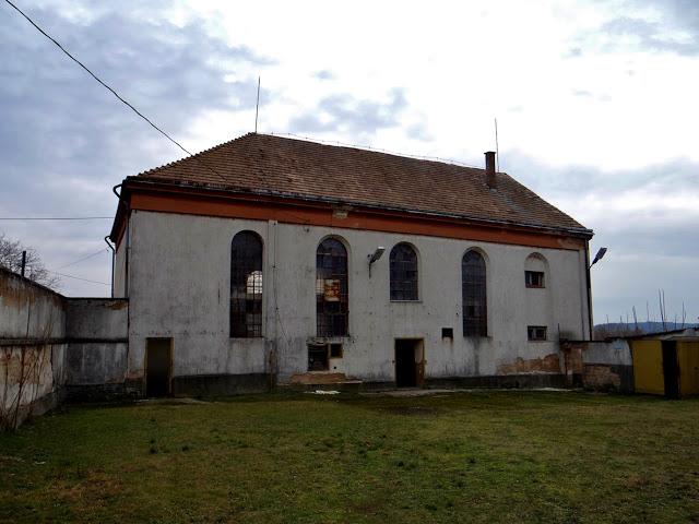 Emlékház a dombóvári zsidó iskolából