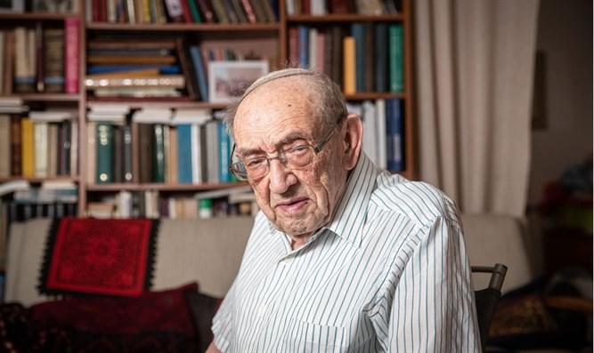 Elhunyt Joshua Blau – a judeo-arab nyelv legismertebb kutatója