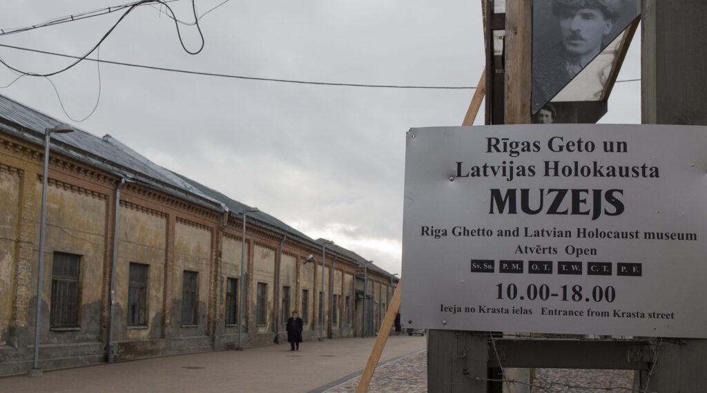Riga: 12ezer dolláros bérleti díjat követel a város a gettómúzeumtól