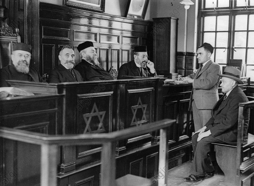 A három bíró – Misna magyarul, Szanhedrin 3.