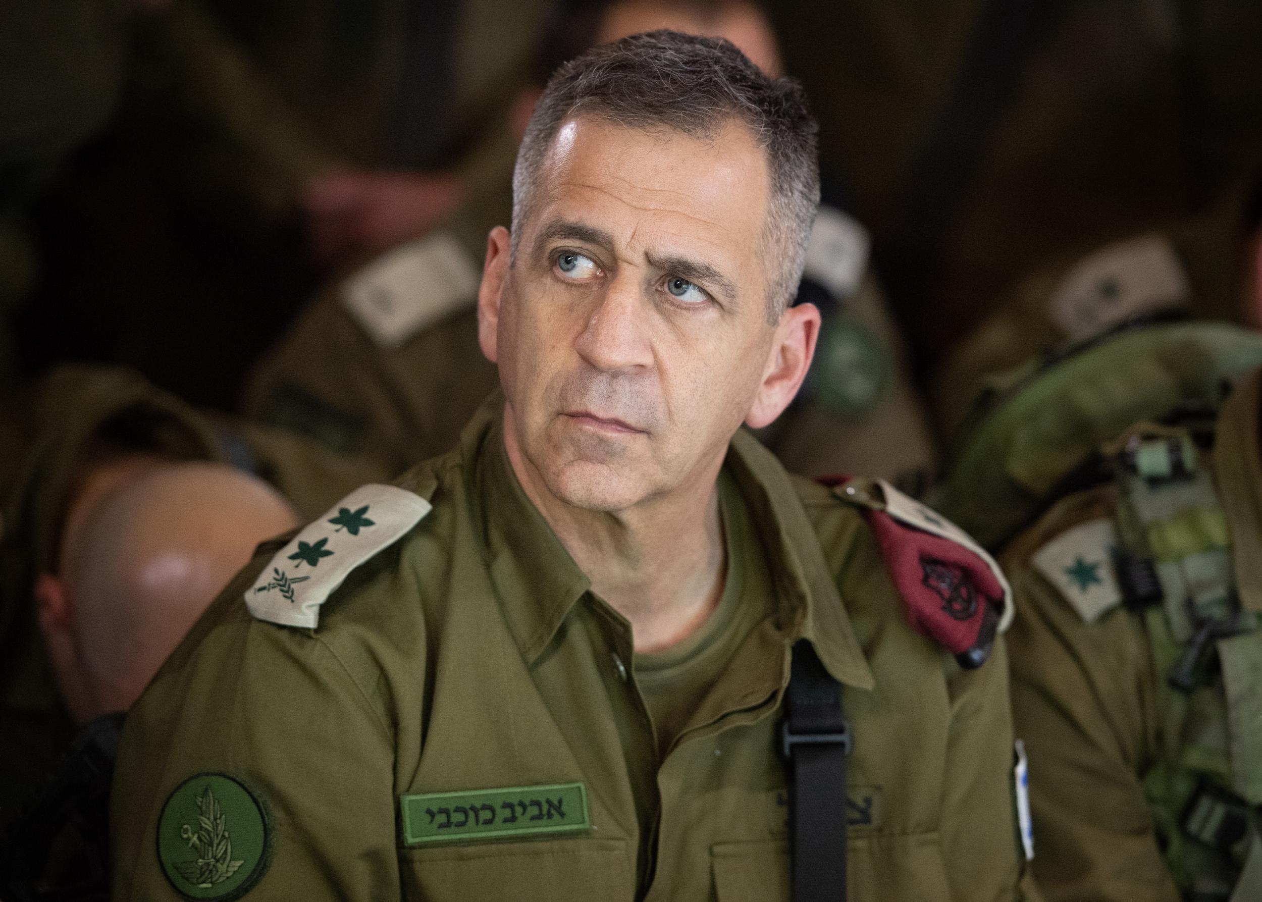 Az izraeli hadsereg és Joe Biden kormánya