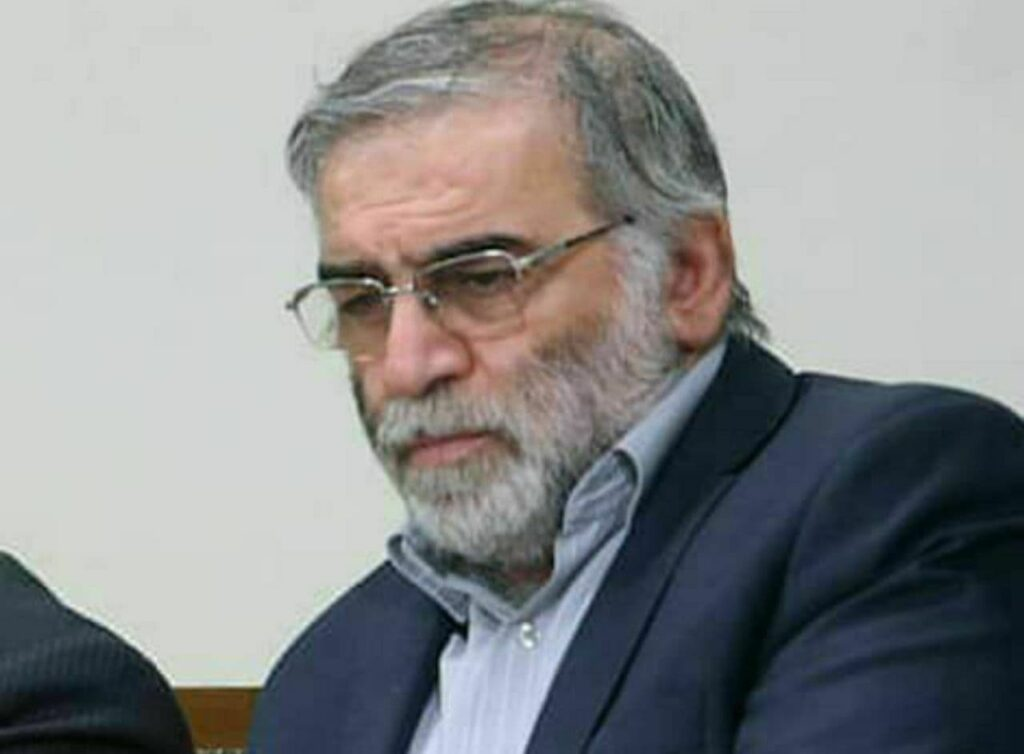 """Megölték az """"iráni atombomba atyját"""""""