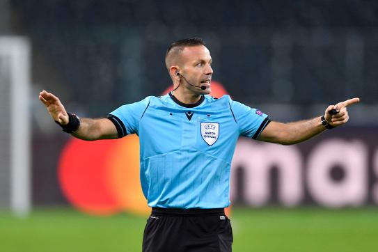 Izraeli bíró vezeti a Ferencváros–Juventus labdarúgó mérkőzést
