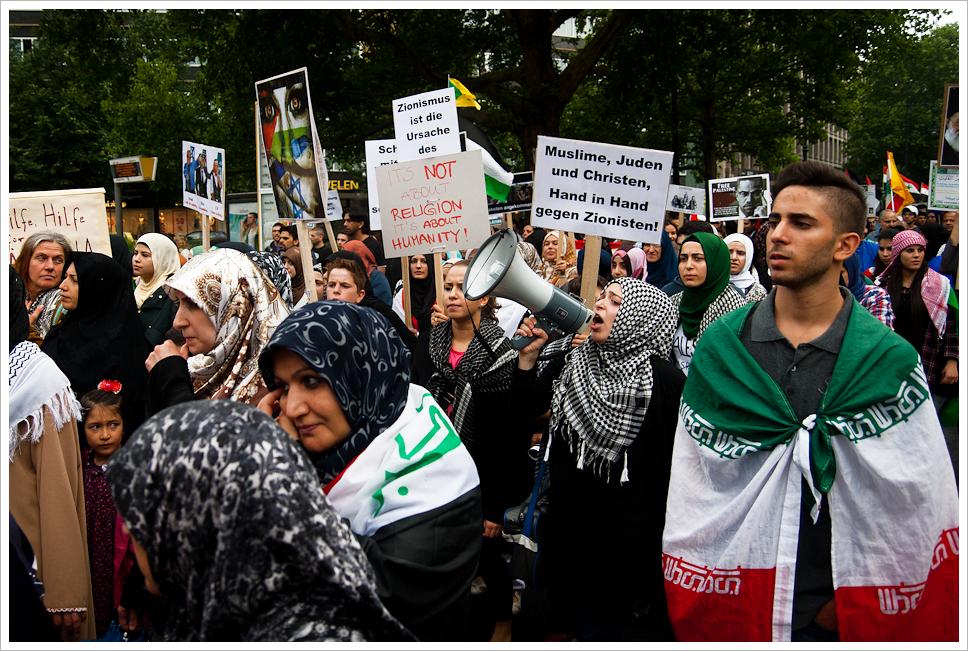 """""""A zsidók gonoszok, az arabok pedig kedvesek"""""""