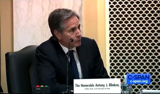 Blinken elkötelezte magát: az USA nagykövetség Jeruzsálemben marad