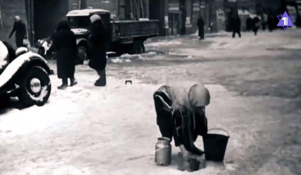 A leningrádi blokád és a zsidók