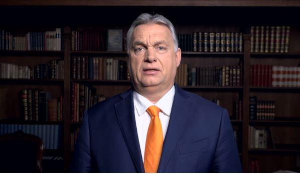 """""""A Jóisten küldött nekünk hősöket"""" – Orbán Viktor köszöntötte Keleti Ágnest"""