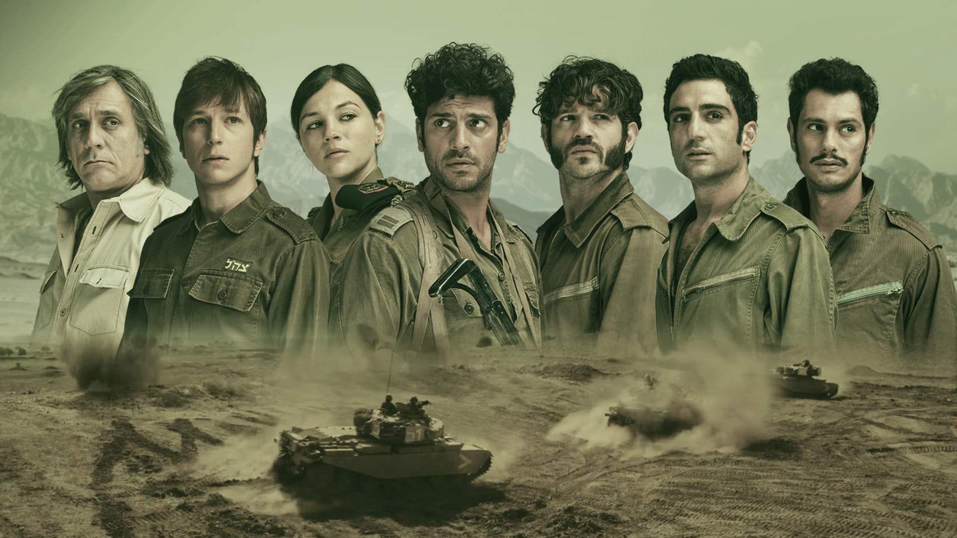 A mai Teherántól a tegnapi Golánig – izraeli sorozatokon át