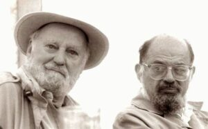 Elhunyt Lawrence Ferlinghetti, a zsidó látnok, aki Allen Ginsberg védelmére kelt