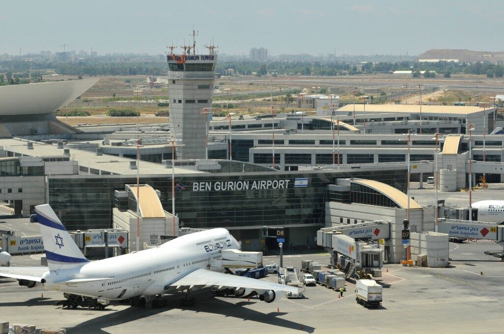 New York-i koronavírus-variáns Izraelben, de részlegesen megnyitják a repülőteret