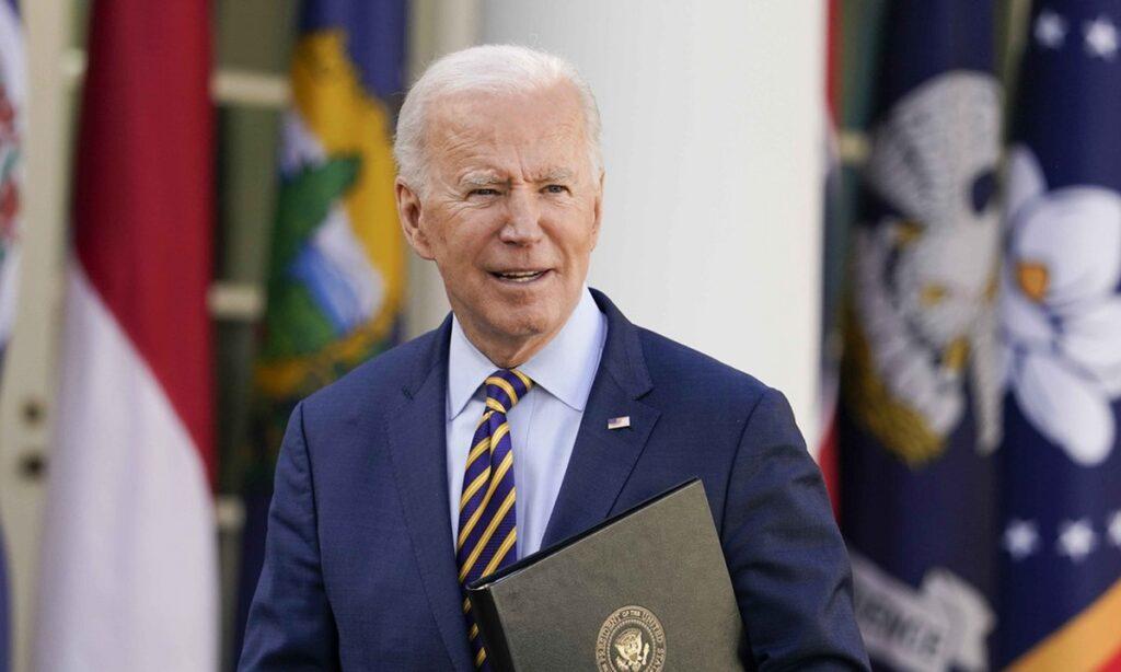 Biden: Izrael joga megvédeni magát, de tegyen meg mindent az ártatlan civilek védelmében