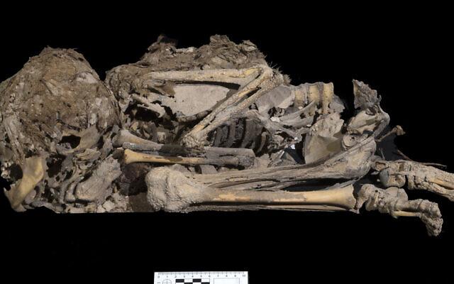 Szenzációs új régészeti felfedezések a Holt-tenger barlangjaiban