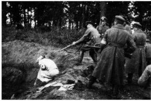 Aki testközelből fotózta a gyilkolást