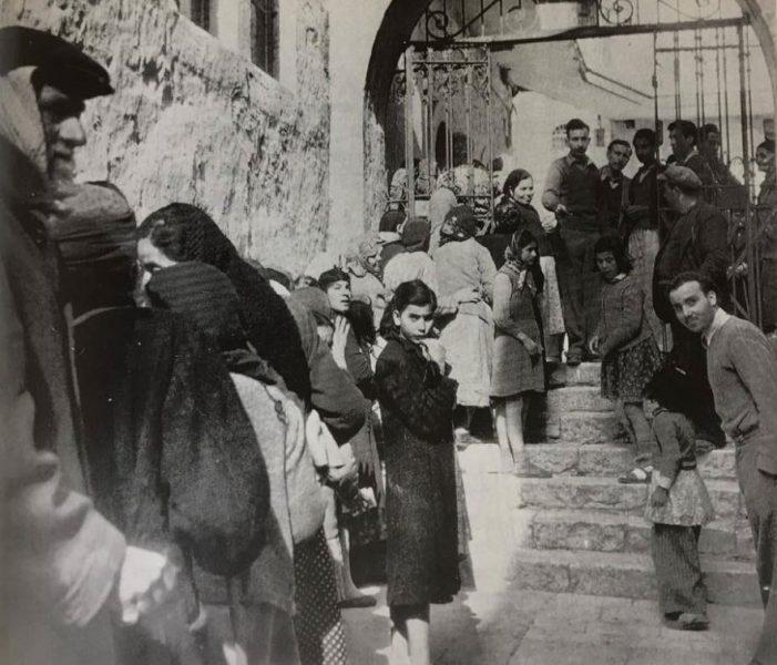 Jeruzsálem, 1948: a zsidónegyed megadja magát | Szombat Online