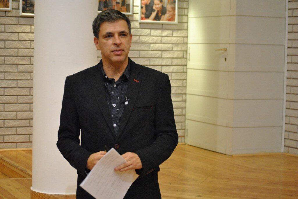 Gettó szerelem a közép-európai színházi fesztiválon New Yorkban