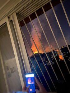A rendőrség nem ura a helyzetnek: Lodban ismét felgyújtottak egy zsinagógát