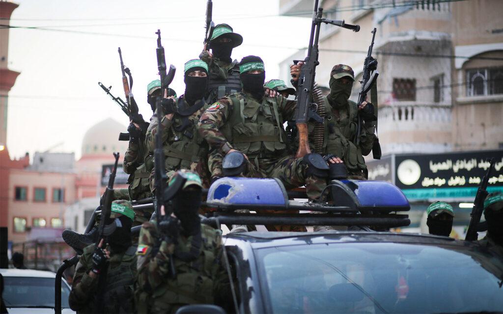 Hamasz terrorra válaszol Izrael