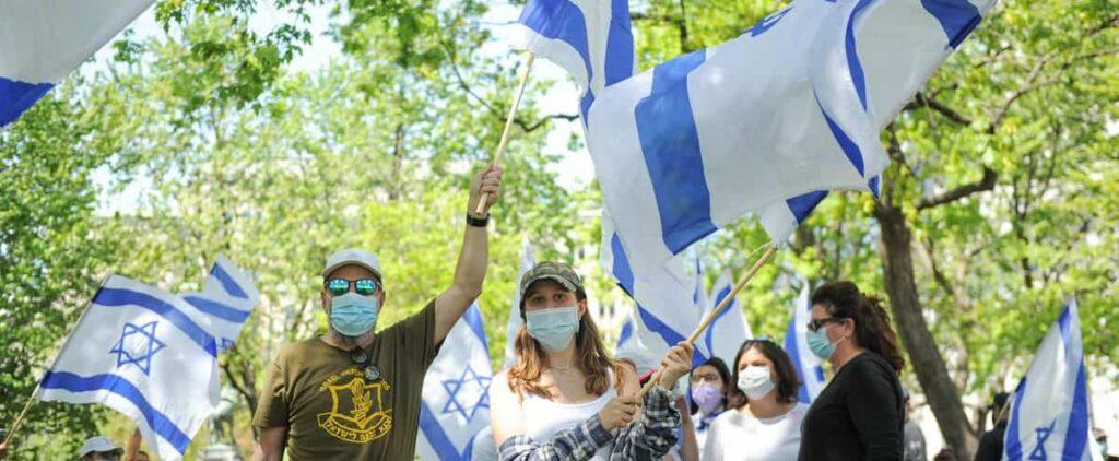Montreal: palesztinbarát csoportok Izrael párti demonstrálókra támadtak