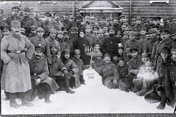 100 éve írták – Vita a zsidó hősi halottak számáról