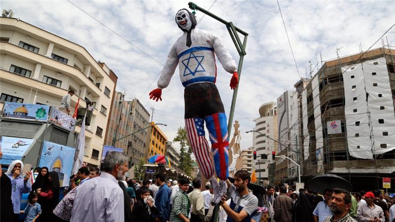 Al Quds nap: vidám lincshangulat Teherán utcáin