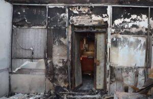 Lodban már az ötödik zsinagógát gyújtották fel