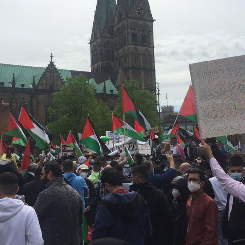 Újabb antiszemita incidensek történtek Németországban