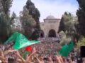 """""""Hamasz, lőj rakétát Tel Avivra!"""" – zavargások a Templom-hegyen"""