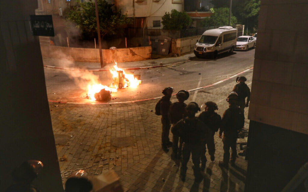 Bennett: Az arab közösségben dúló erőszak egy sok éve elhanyagolt súlyos betegség | Szombat Online