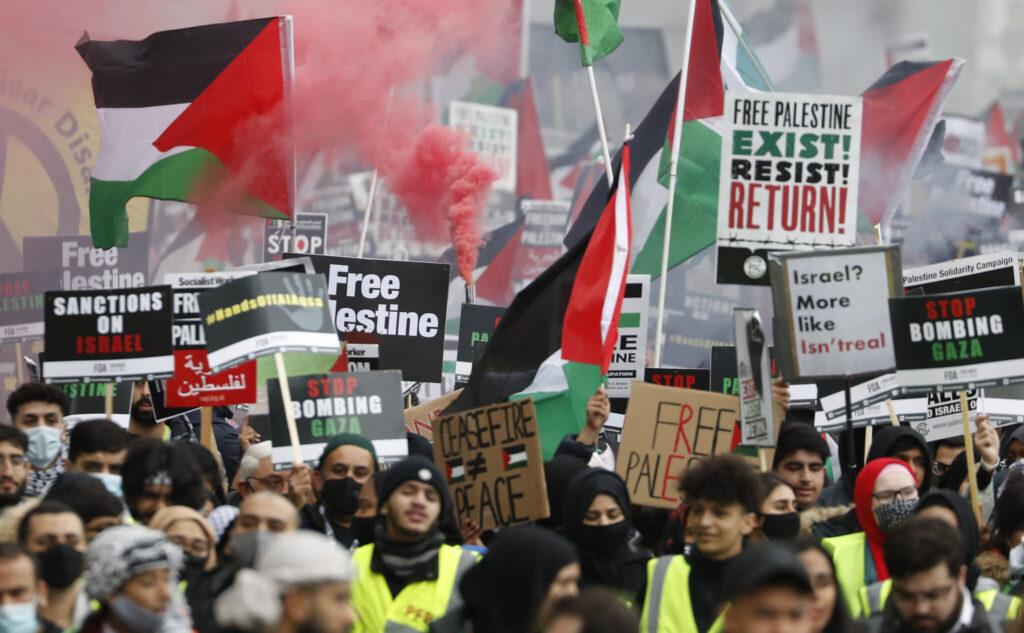 London: zsidó pedagógusok nem akarnak a palesztinok mellett tüntetni | Szombat Online