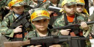 A Hamász és az Iszlám Dzsihád nyári kiképzőtáborokat szervez gyerekeknek