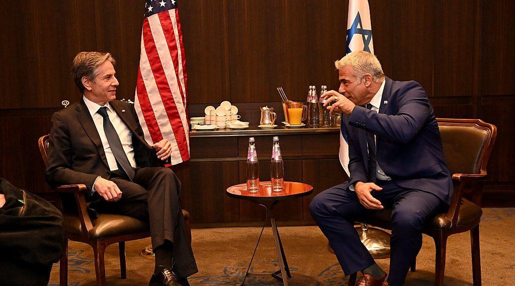 """USA-Izrael: """"Meglepetésektől mentes"""" kapcsolatra törekszenek"""
