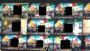 Web-szemináriumból Izrael-ellenes gyűlöletfesztivál
