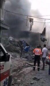 Gáza: a palesztinoknak kezd elegük lenni a lakóövezetbe telepített lőszerraktárakból