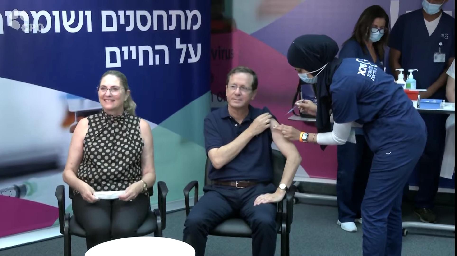 Izrael: indul a 60+ korcsoport harmadik oltása   Szombat Online