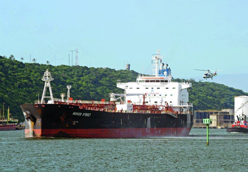 Izraeli érdekeltségű hajót ért vélhetően iráni támadás