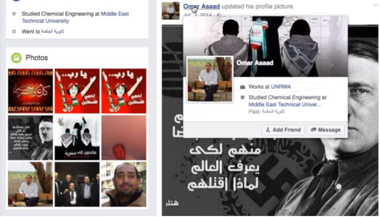 Izraeliek halálát ünneplik az ENSZ iskolákban dolgozó palesztin tanárok   Szombat Online