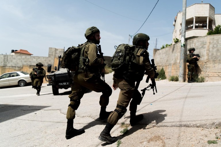 Nagyszabású terrortámadást hiúsítottak meg az izraeli biztonsági erők