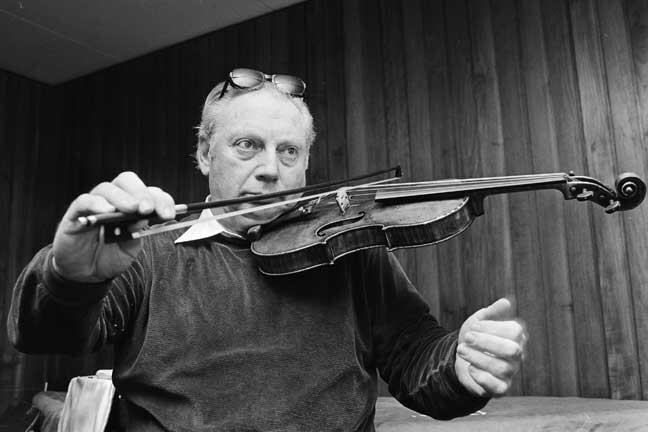 Húsz éve hunyt el a legendás hegedűművész, Isaac Stern   Szombat Online