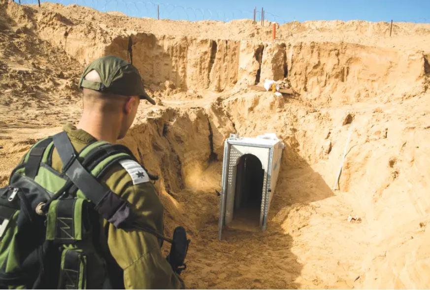 Egyiptomi katonák mérgező gázt pumpáltak egy csempészalagútba – három palesztin meghalt | Szombat Online