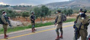 Ez egy izraeli tiszt és egy katona tűzharcban súlyosan megsérült Júdea és Szamáriában