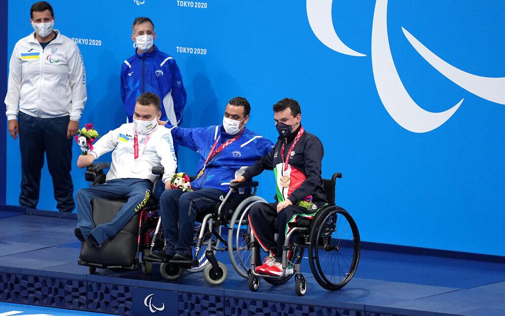 Izrael kilenc érmet szerzett a tokiói paralimpián | Szombat Online