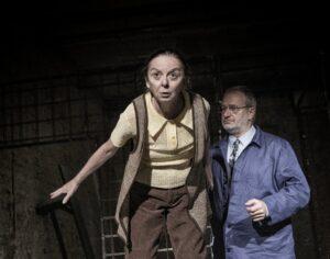 Shylock a gettóban és a kefegyárban