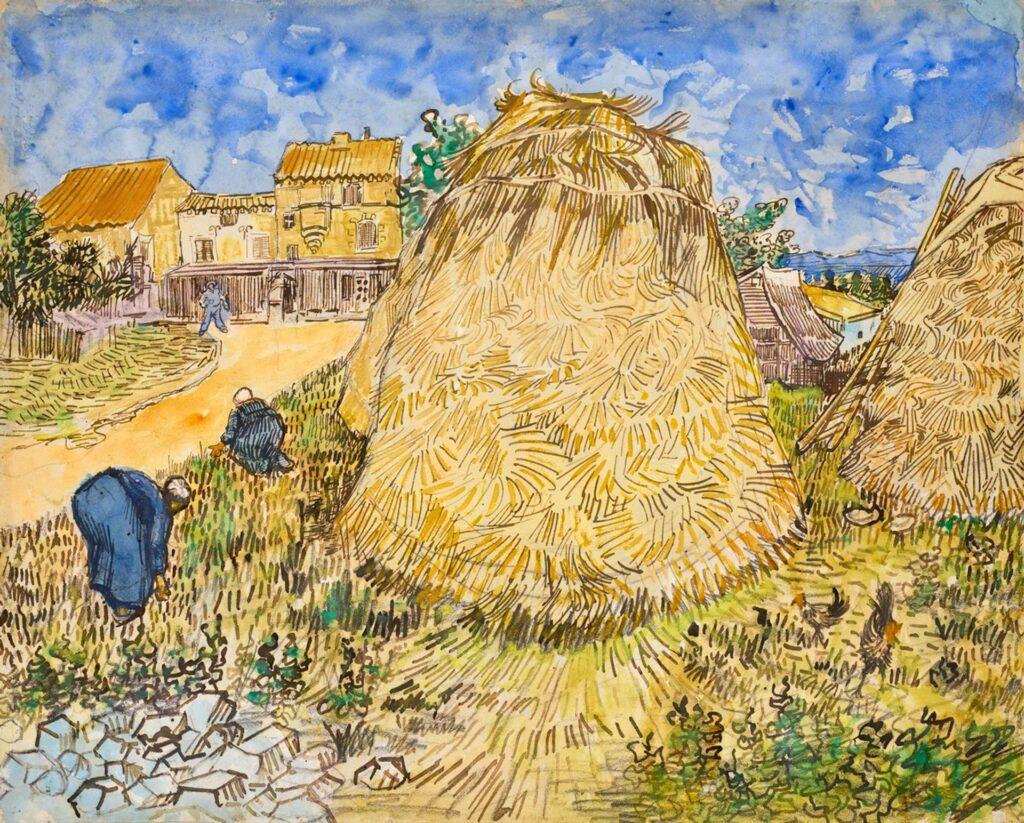 Rothschild gyűjteményből elorzott Van Gogh festményt árvereznek New Yorkban