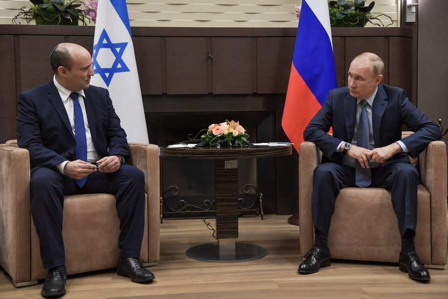 Oroszország és Izrael továbbra is fenntartják Szíriában a speciális együttműködést | Szombat Online