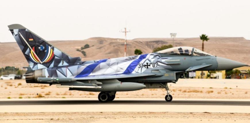 Hét ország vesz részt az izraeli nemzetközi légi-hadgyakorlaton