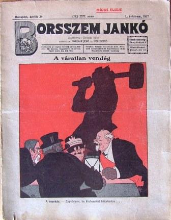 vörös boldizsár cikkhez_a Borsszem Jankó címlapja 1917 online.JPG