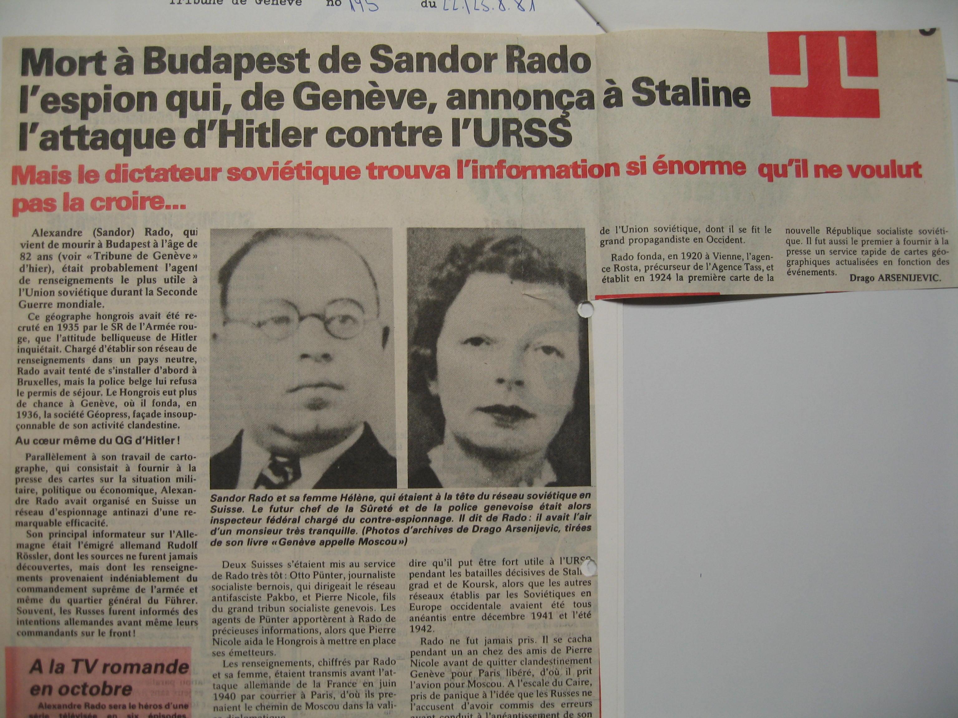 a Tribune de Geneve gyászjelentése .JPG