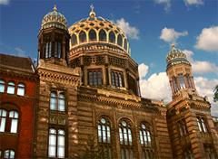 Berlini uj zsinagoga