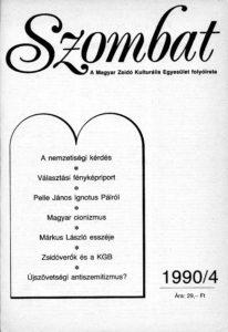 1990. áprilisi szám