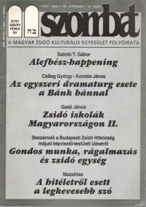 1997. nyári szám